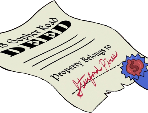 Top Estate Planning Mistake #9: Putting your child's name on the deed